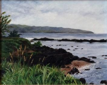 Morning in Maui