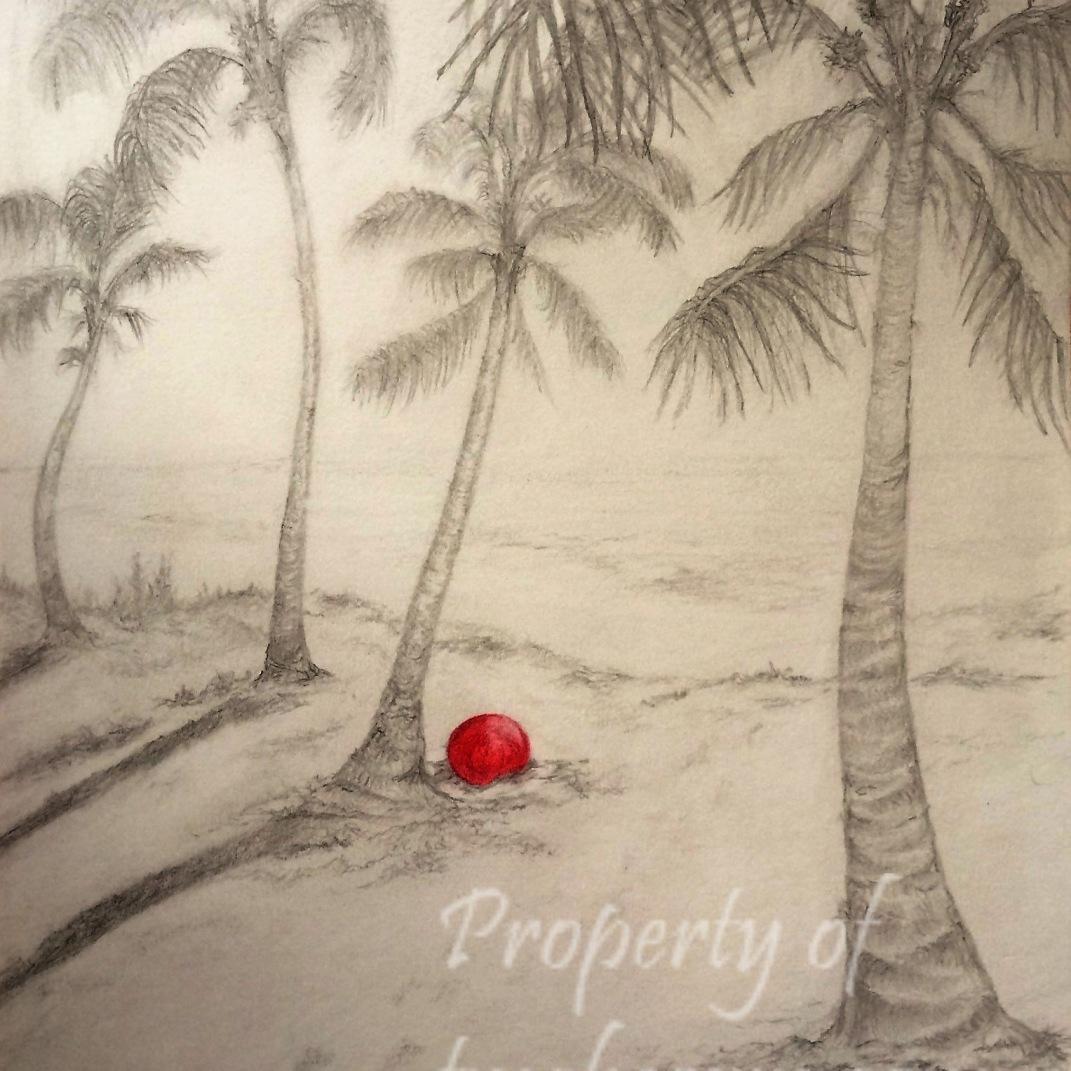 Red Beach Ball