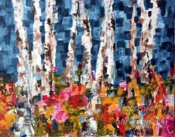 Birch Tartan